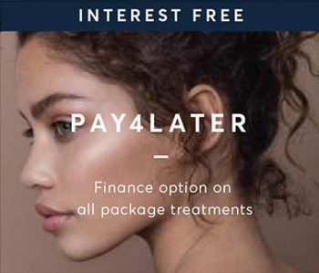 Interest free promotional ad