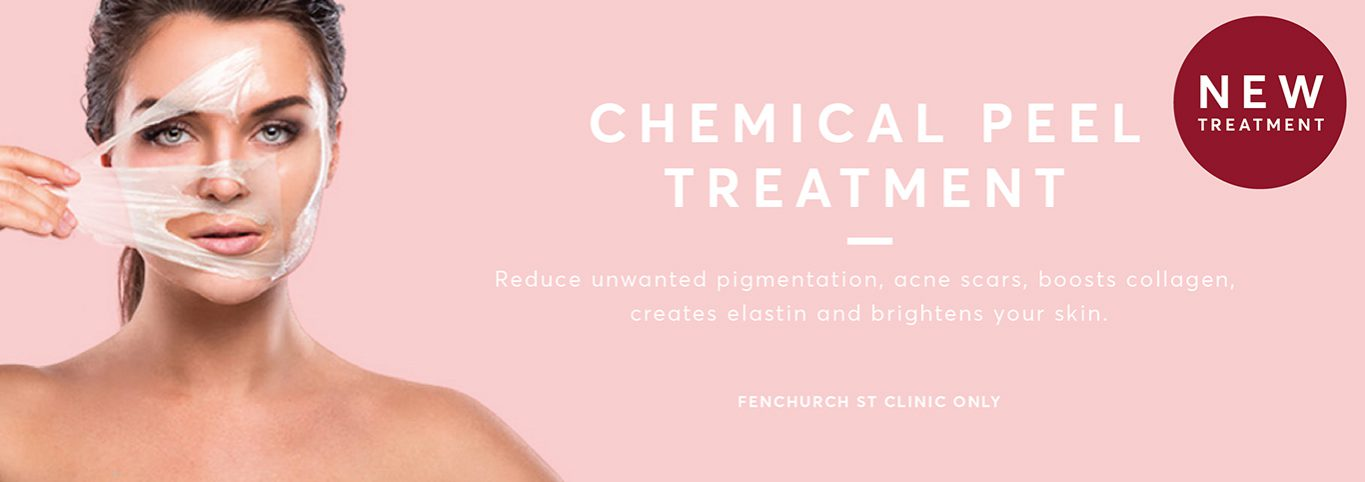 Chemical Peel Graphic