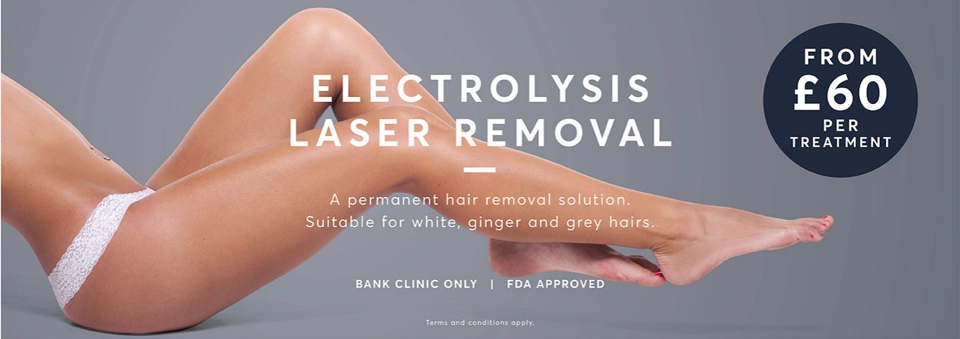 Electrolysis banner graphic
