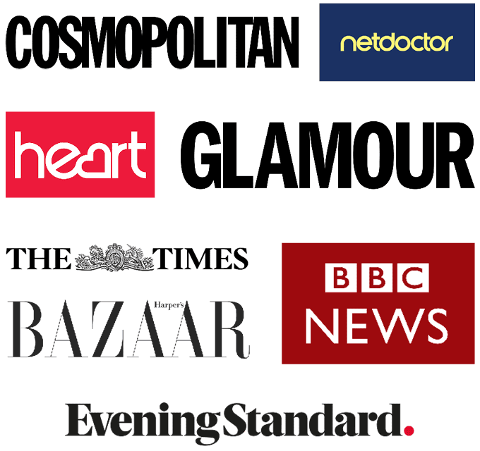 Logos for organisations where we have been seen