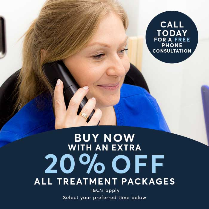 Lockdown free phone consultations with big offer